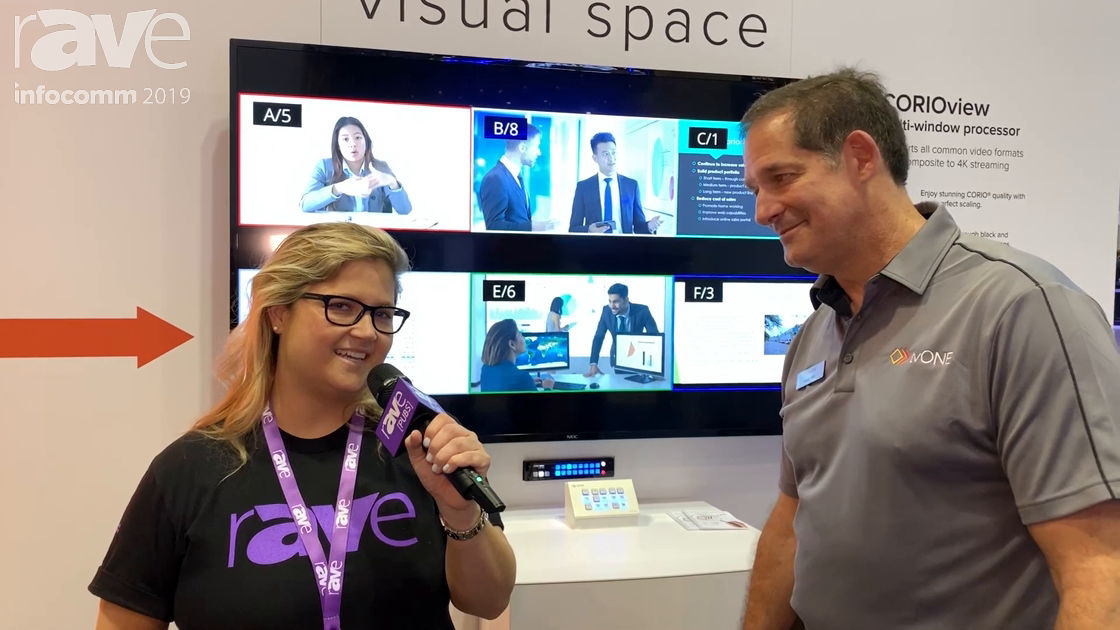 InfoComm 2019: Sara Abrons and tvONE's Andy Fliss Talk About New Applications for Multiviewers