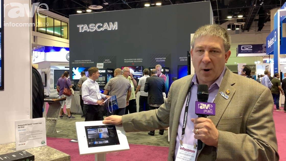 InfoComm 2019: Wyrestorm Shows NetworkHD 250 Multiviewer, NetworkHD Touch App for Source Control