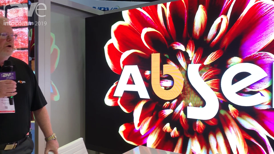 InfoComm 2019: Absen Talks About Using the iCon Direct View LED Display as a Large TV