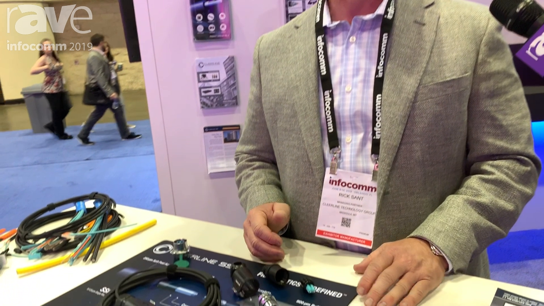 InfoComm 2019: Cleerline Technologies Intros Tactical LC Connector for Easy Fiber Termination