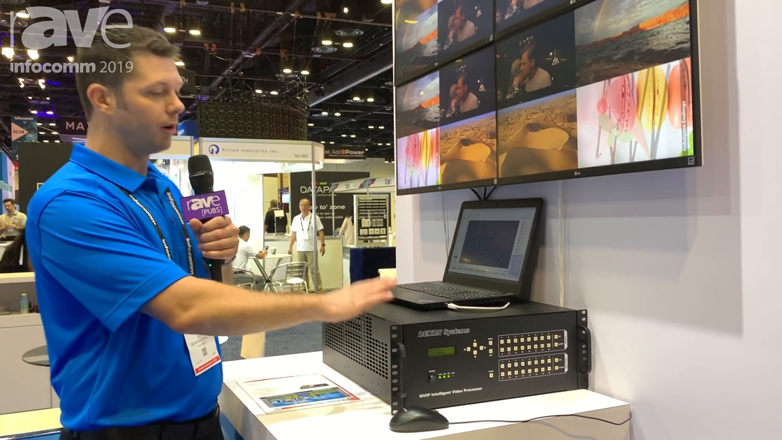 InfoComm 2019: DEXON Systems Intros New DIVIP16-PRO HDMI 2.0 Scaling Intelligent Video Processor