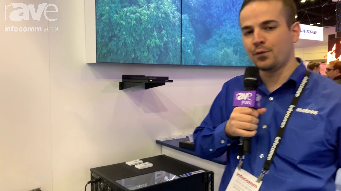 InfoComm 2019: Matrox Graphics Shows Mura IPX Series, Including New 12G-SDI Capture Cards