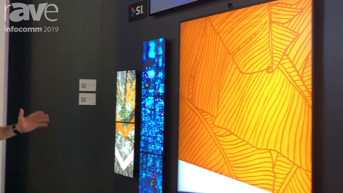 InfoComm 2019: NEC Display Demos EX241 UN Desktop Displays
