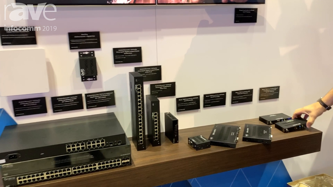 InfoComm 2019: SnapAV Showcases Binary Media Distribution, Including AV-Over-IP Solution