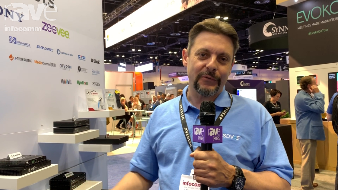 InfoComm 2019: NETGEAR Features M4300 Switches Family