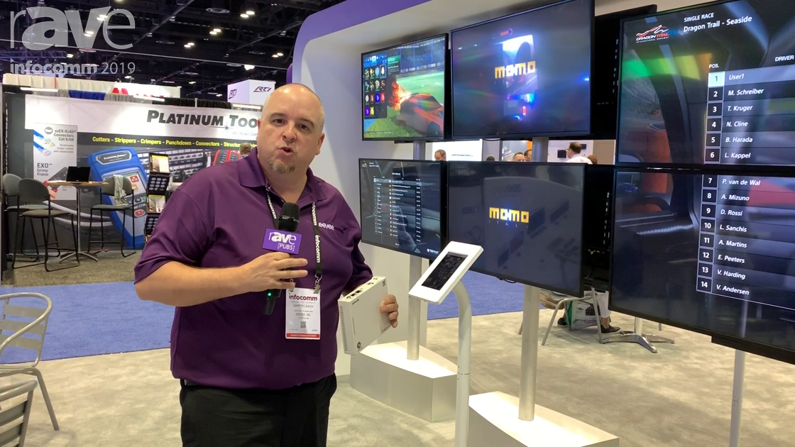 InfoComm 2019: ZeeVee Unveils SAVI for ZeeVee Control Platform, Allows Control Via Touch Display