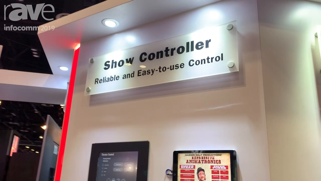 InfoComm 2019: Alcorn McBride Features Updated V16X Show Contoller
