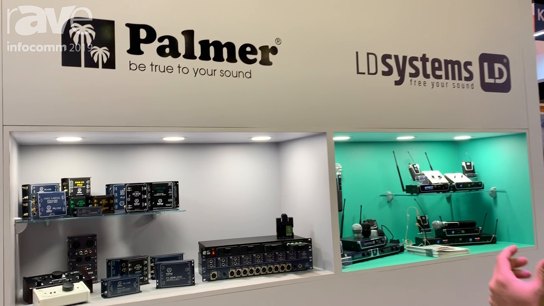 InfoComm 2019: Adam Hall Group Intros Its Palmer BC400 Modular Battery Chargers for Racks