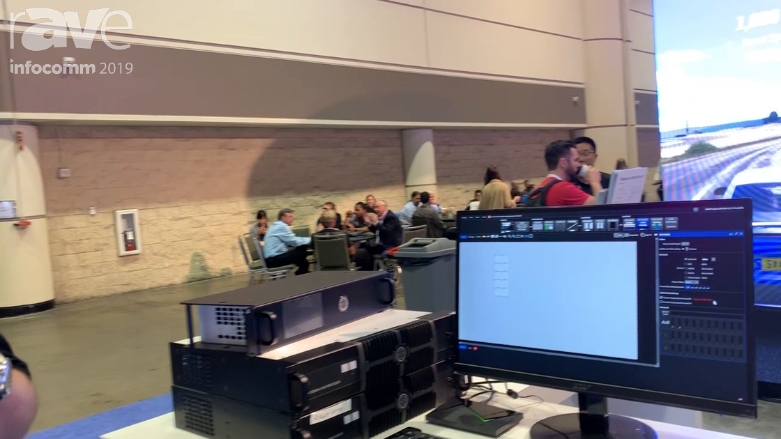 InfoComm 2019: Brompton Technology Talks About New Processor Software