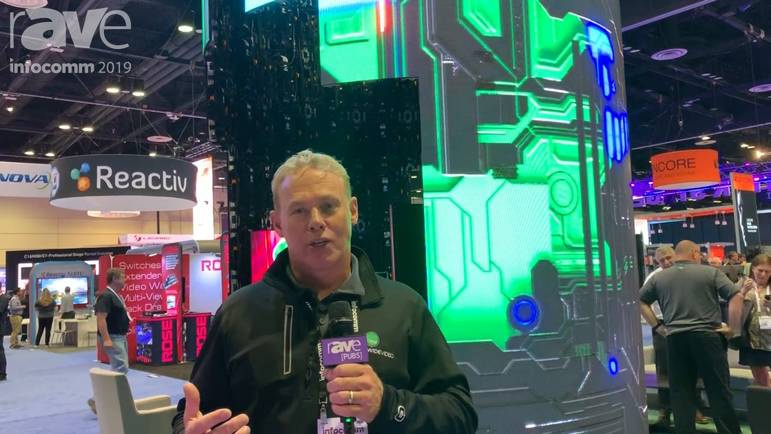 InfoComm 2019: Nationwide Video Thanks Support Pro Staging Clients for 20 Years in Business