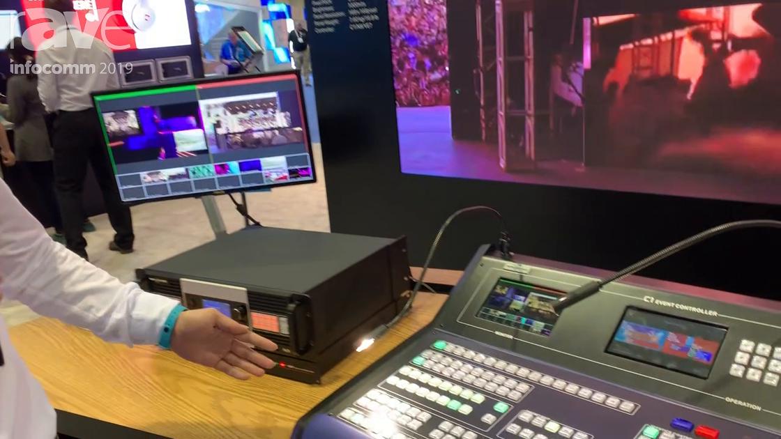 InfoComm 2019: NovaStar Showcases the Tech C1 Event Controller (In Spanish)