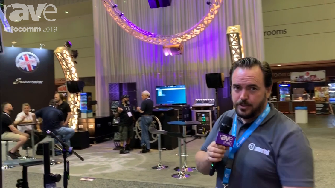 InfoComm 2019: Adam Hall Group Adds Gravity Touring Series of Mic Stands