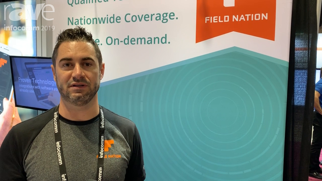 InfoComm 2019: Field Nation Is an Online Marketplace of Independent IT Professionals