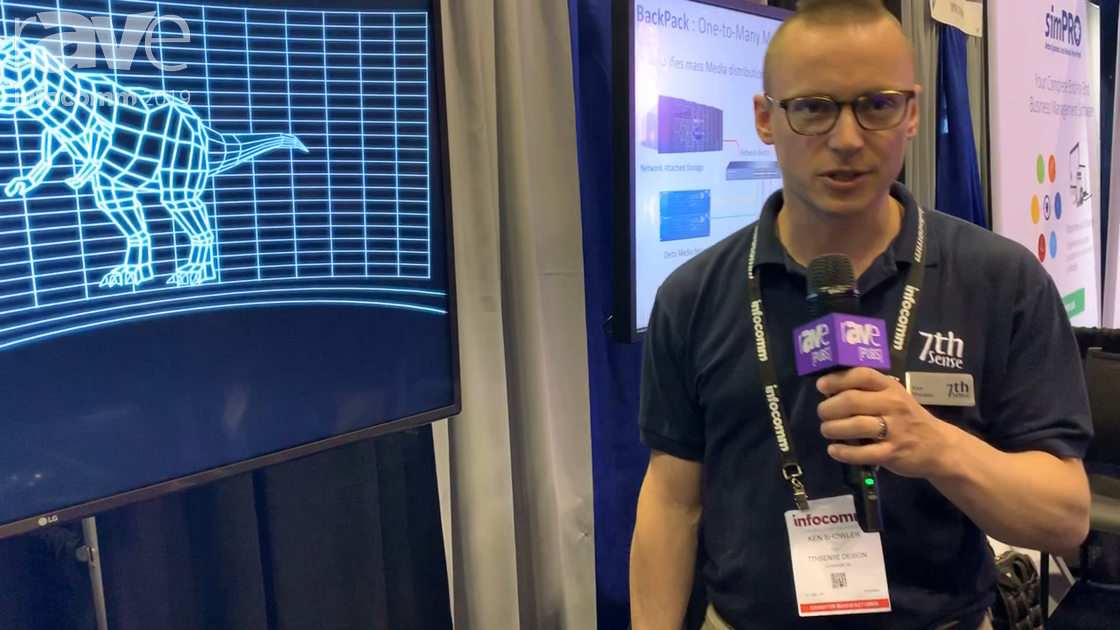 InfoComm 2019: 7thSense Design Talks About Its Flagship Delta Media Server, Uncompressed Playback