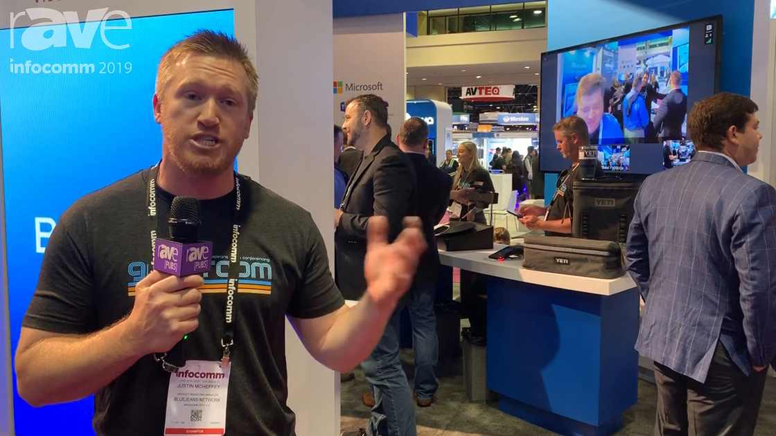 InfoComm 2019: BlueJeans Intros BlueJeans Events Platform for Enterprise Video Conferencing