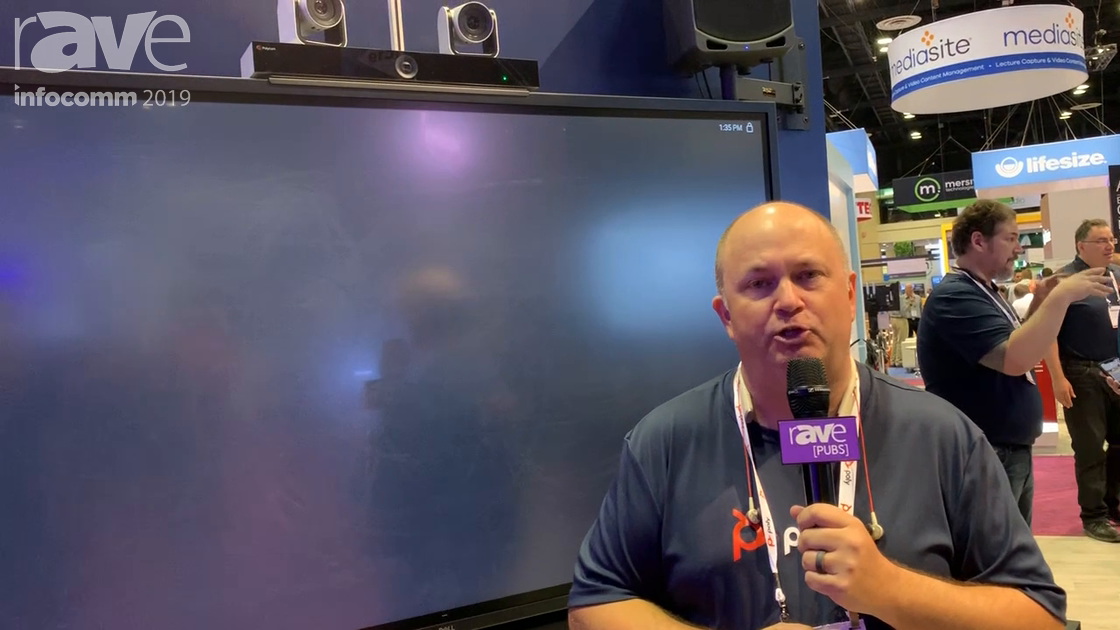 InfoComm 2019: Poly Intros G7500 All-in-One Solution With Wireless Presentation, Videoconferencing