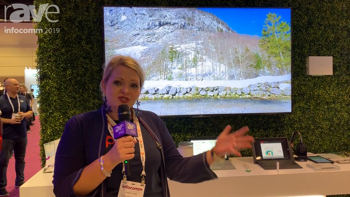 InfoComm 2019: Poly Shows Off Stunning Habitat Soundscaping for Office Enviroments