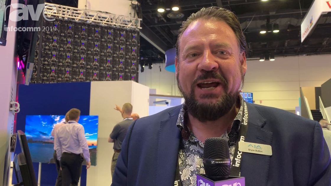 InfoComm 2019: AJA Video Systems Features Ki Pro Go Multi-Channel H.264 Recorder/Player