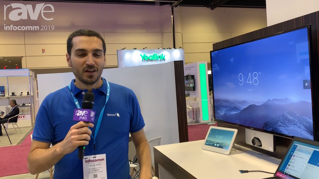InfoComm 2019: StarLeaf Helps Customers Upgrade Existing Video Conferencing Solutions