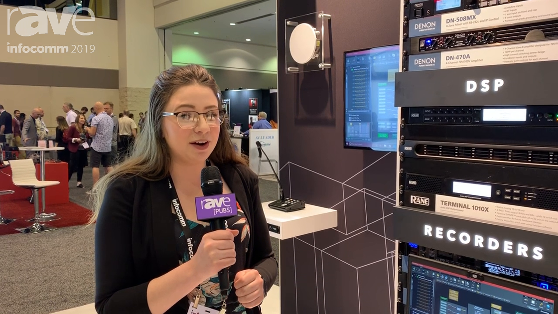 InfoComm 2019: Rane Commercial Highlights Its Terminal 1010X Audio DSP Multiprocessor