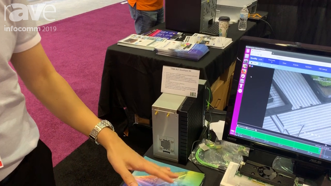 InfoComm 2019: QNAP Talks Tank AIoT Developer Kit With Artificial Intelligence Card
