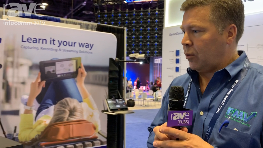 InfoComm 2019: Reach Shows Its Bee3 Plus All-in-One Live Video Production With Multiplexer