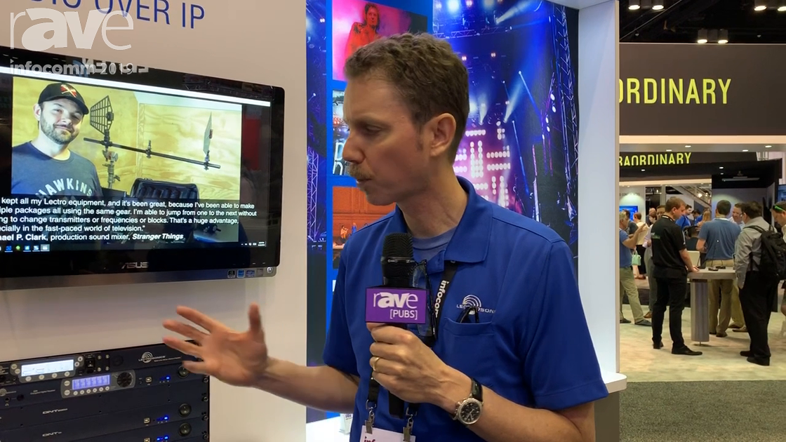 InfoComm 2019: Lectrosonics Unveils the D-Squared System Digital Wireless Microphone System