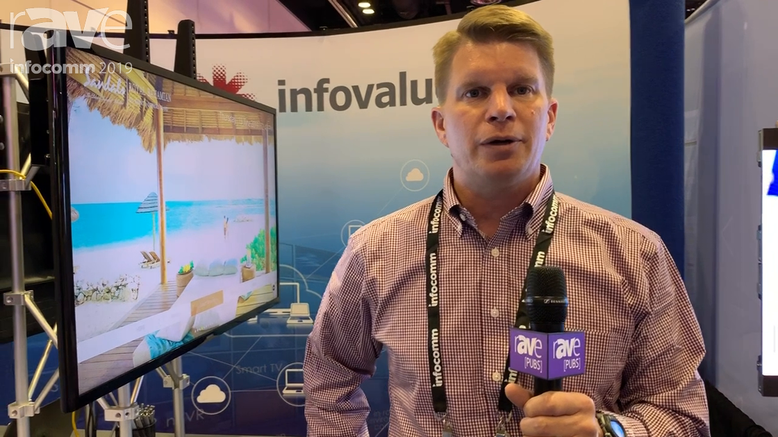InfoComm 2019: InfoValue Computing TAlks IPTV Middlewear Software for Video Streaming and Management