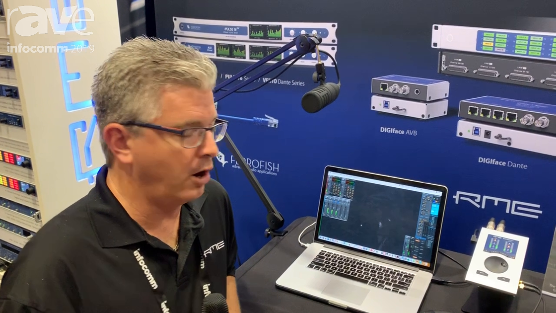 InfoComm 2019: RME Audio Offers Babyface Pro Podcast Bundle in Partnership With Audio-Technica