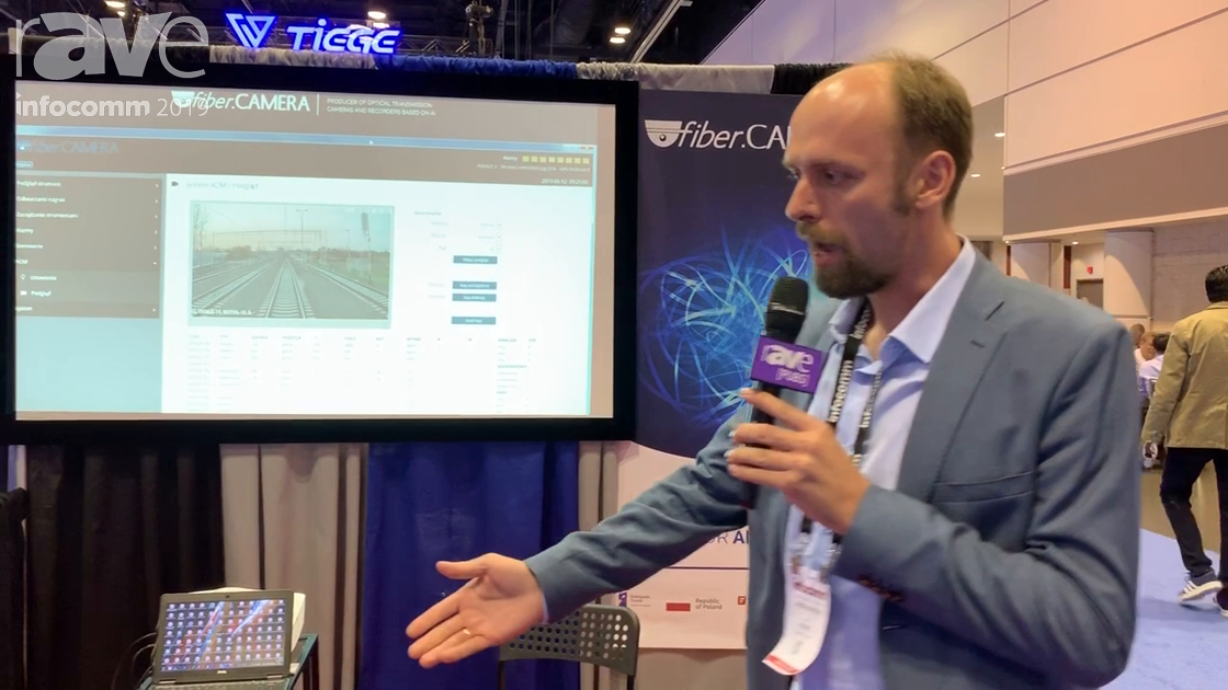 InfoComm 2019: NEO.NET Offers fiberCAMERA for Unique Recording Applications Such as Drones, Trains