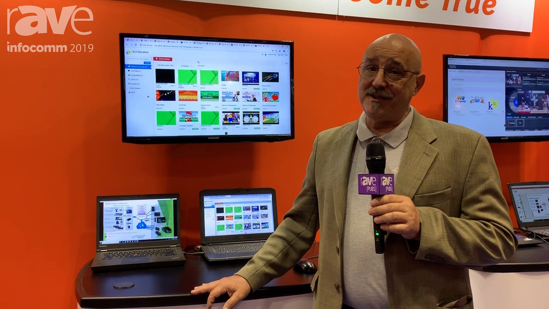 InfoComm 2019: Discover Video Demos DEVOS, a Complete Video Ecosystem, Available On-Premise or Cloud