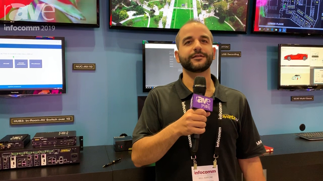 InfoComm 2019: Evertz AV Shows Nucleus 1G AV-Over-IP With Simultaneous Encoding/Decoding