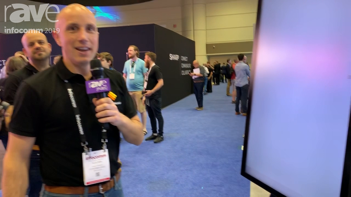 InfoComm 2019: i3-Technologies Showcases the i3SIXTY Mobile Digital Flip Chart