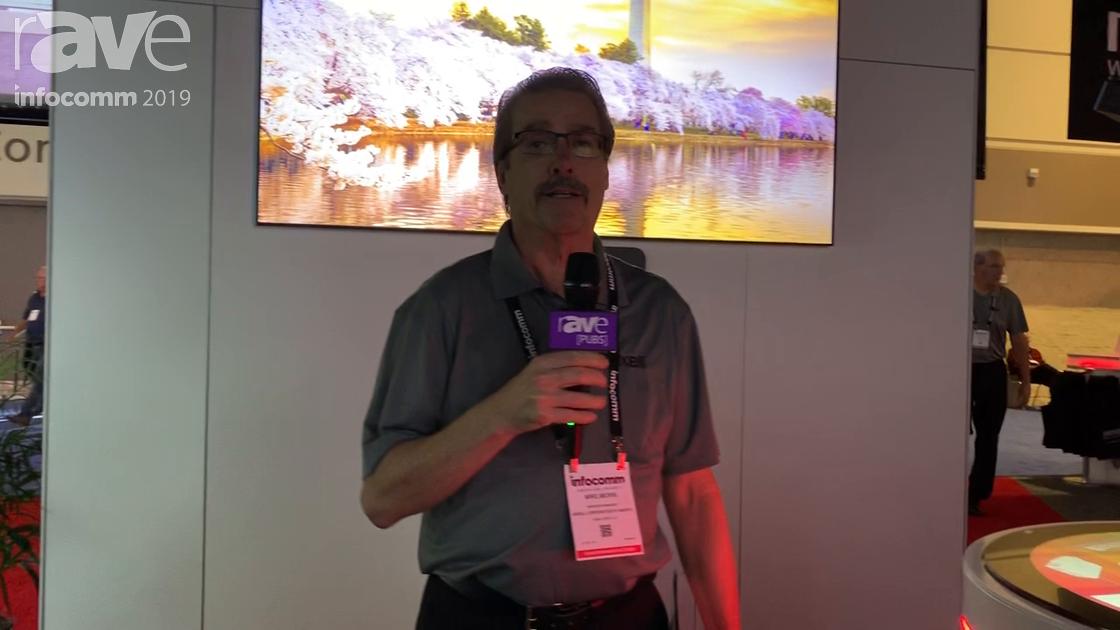 InfoComm 2019: MaxellProAV Features MP-WU5603 6000-Lumen 3LCD WUXGA Laser Projector