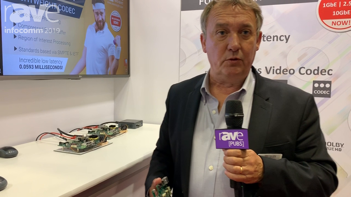 InfoComm 2019: Silex Presents New Version of Insight Viper That Does 1G, 2.5G and 10G AV-Over-IP