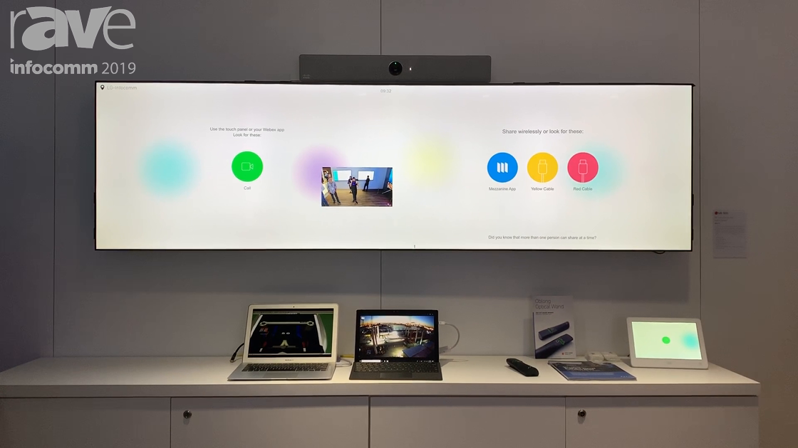 InfoComm 2019: LG Shows Off Its Cisco-Connected 88″ 32:9 ULTRA Stretch Display