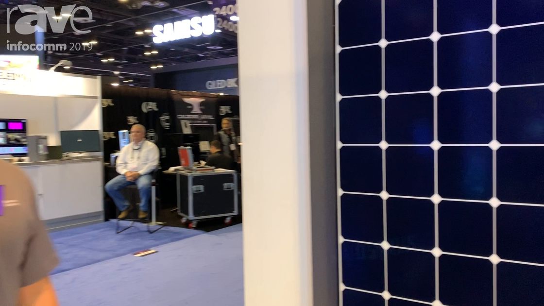 InfoComm 2019: LG Features the NeON R and NeON 2 Solar Panels