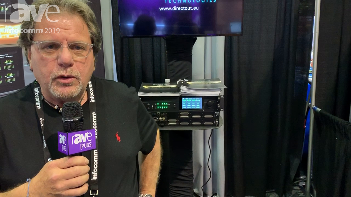 InfoComm 2019: DirectOut Technologies Shows Prodigy MC Modular Converter and MP Audio Processor