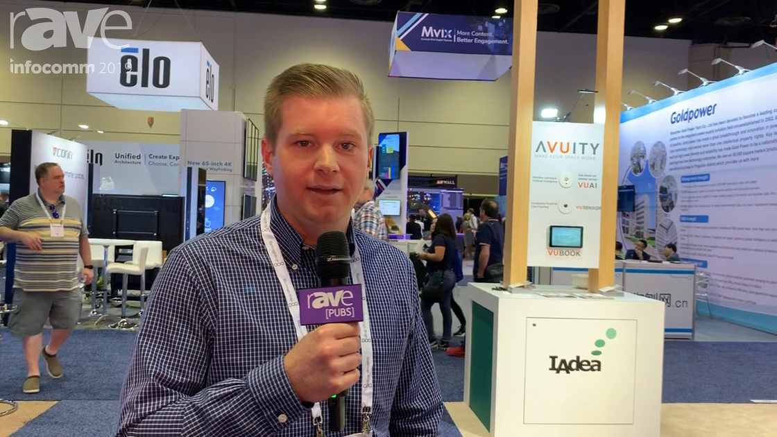 InfoComm 2019: EMS Software Partners With IAdea EMS Software for Event and Space Scheduling