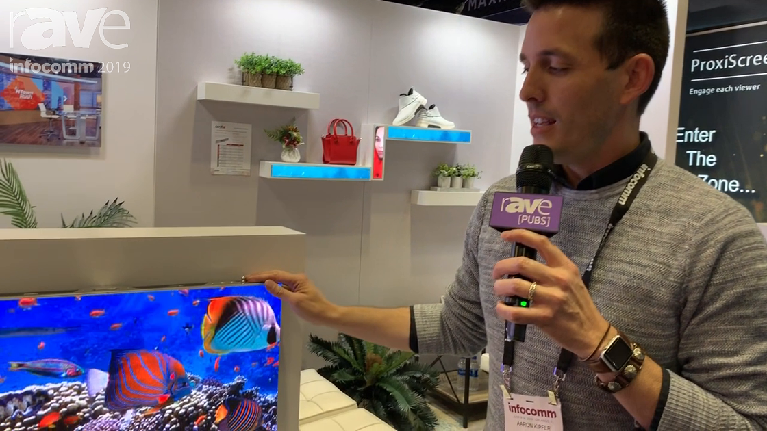InfoComm 2019: Neoti Showcases the COB Series LED Displays With Super Protective Coating
