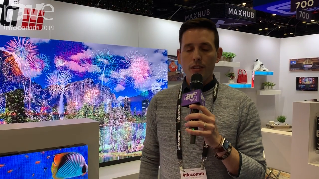 InfoComm 2019: Neoti Demos the 0.9 to 4.6mm UHD Series of ADA-Compliant LED Displays