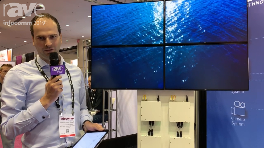 InfoComm 2019: Prodrive Technologies Features the AVIDIS 4K@60Hz 4:4:4 AV-Over-IP Solution