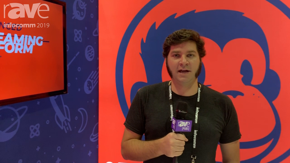 InfoComm 2019: Stream Monkey Is an Online Streaming Service