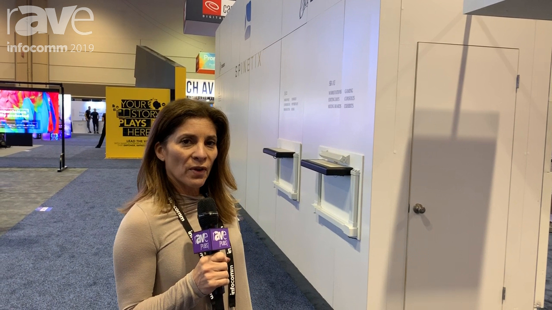 InfoComm 2019: Brown Innovations Demos the CT-24 Directional Audio Ceiling Speaker Tile