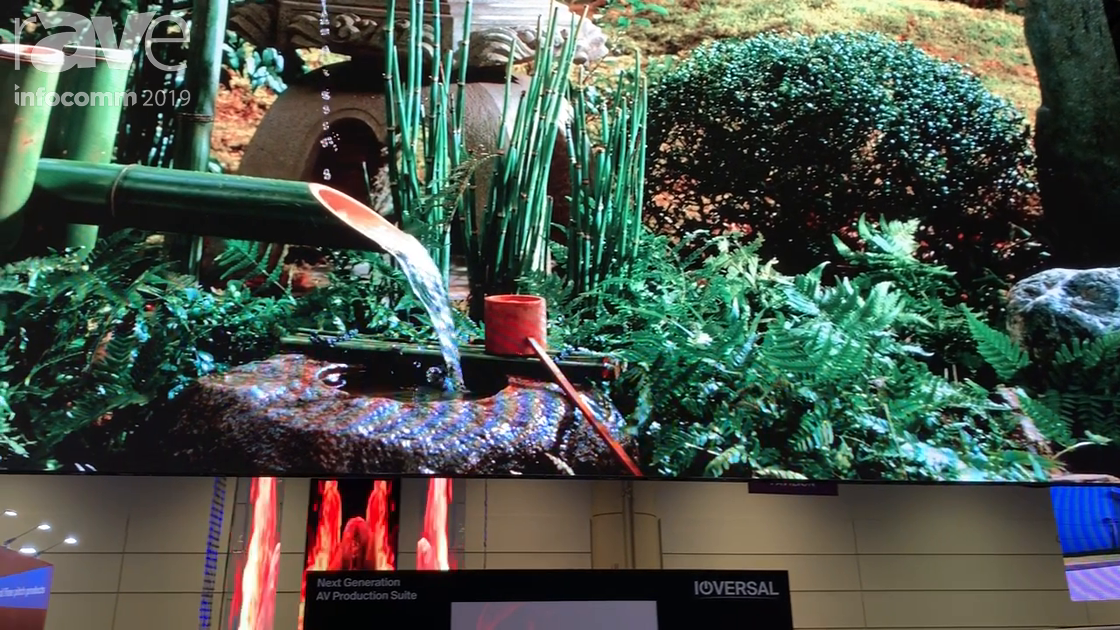 InfoComm 2019: Chainzone Technology Features the LITE XR LED Rental Display