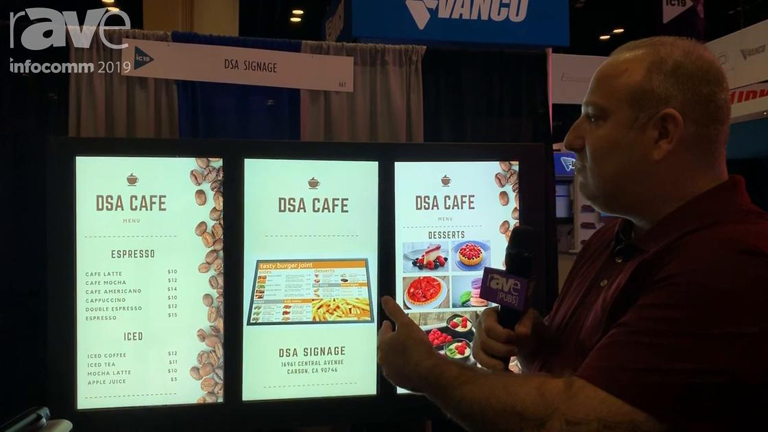 InfoComm 2019: DSA Signage Intros Digital Signage Enclosures for Outdoor Use