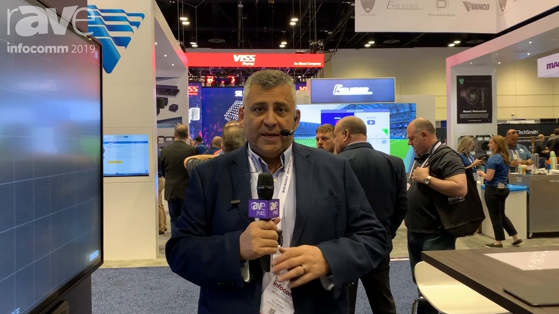 InfoComm 2019: STRATACACHE Demos Its Virtual Classroom and Collaboration Product