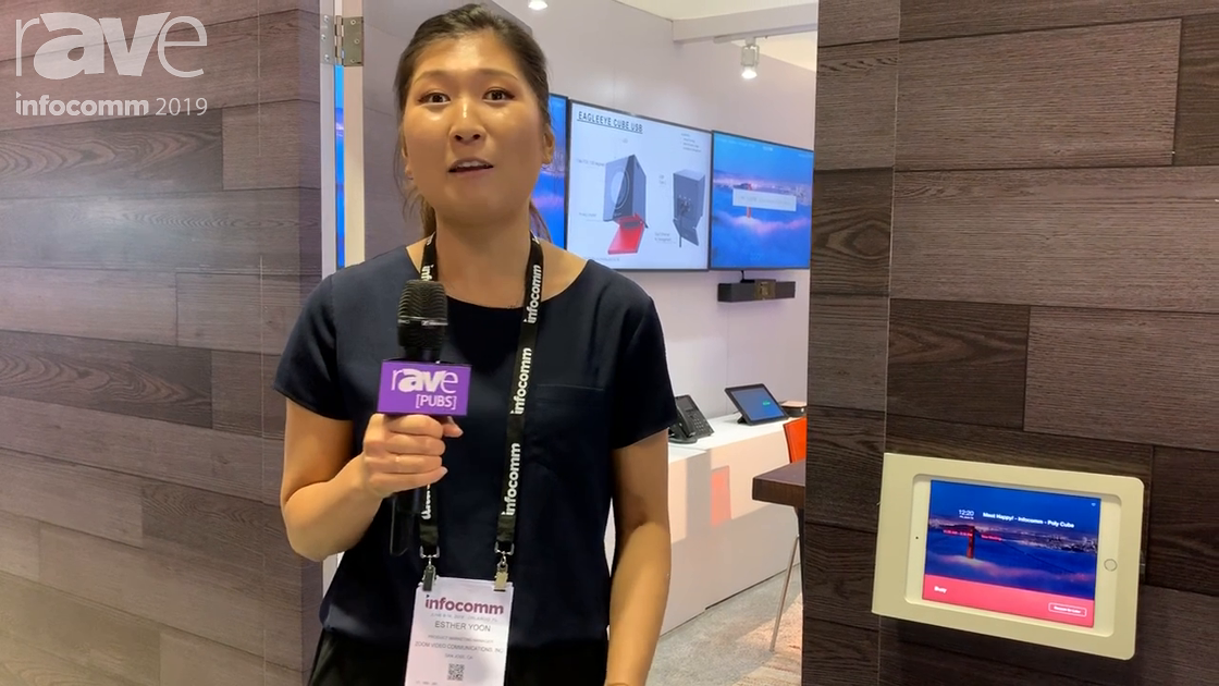InfoComm 2019: Zoom Features Poly Solutions for Zoom Rooms With Included Room Scheduling