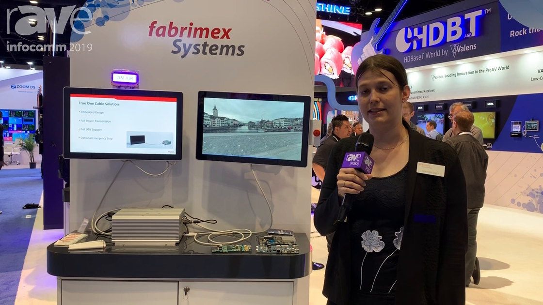 InfoComm 2019: Fabrimex Systems Offers PC-Embedded HDBaseT Extenders