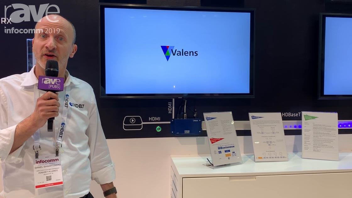 InfoComm 2019: HDBaseT Alliance Reveals the New Valens VS3000 Stello Family Chip Set